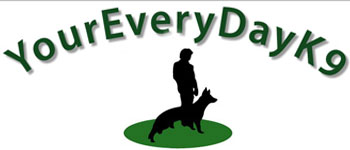 Your EveryDay K9 Dog Trainer Logo