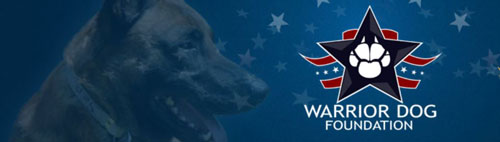 Chris Fiels, Principal Dog Trainer At YourEveryDayK9, Is A Proud Sponsor Of The Warrior Dog Foundation
